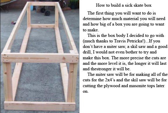 how to build a skate press